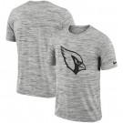 Arizona Cardinals Marled Stadium Heathered Printed T Shirt 200840