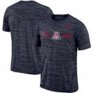 Men's Arizona Wildcats Navy Velocity Sideline Legend Performance T Shirt 201064