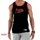 Men's Atlanta Braves Printed Tank Top 18121