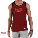 Men's Atlanta Braves Printed Tank Top 18140