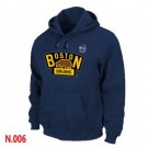 Men's Boston Bruins Blue Winter Classic Printed Pullover Hoodie