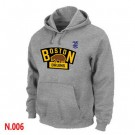 Men's Boston Bruins Grey Winter Classic Printed Pullover Hoodie