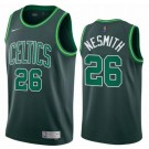 Men's Boston Celtics #26 Aaron Nesmith Green 2021 Earned Icon Hot Press Jersey