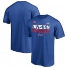 Men's Buffalo Bills Blue 2020 NFL Playoffs Bound Shift T Shirt