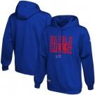 Men's Buffalo Bills Blue School of Hard Knocks Pullover Hoodie