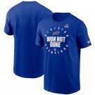 Men's Buffalo Bills Royal 2020 NFL Playoffs Bound Shift T Shirt