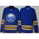 Men's Buffalo Sabres Blank Blue 2021 Authentic Jersey