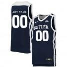 Men's Butler Bulldogs Customized Navy 2019 College Basketball Jersey