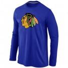 Men's Chicago Blackhawks Printed T Shirt 13934
