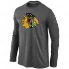 Men's Chicago Blackhawks Printed T Shirt 13935