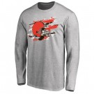 Men's Cleveland Browns Printed T Shirt 0807