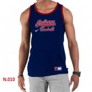 Men's Cleveland Indians Printed Tank Top 18147