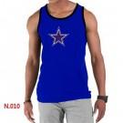 Men's Dallas Cowboys Printed Tank Top 17640