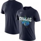 Men's Dallas Mavericks Printed T-Shirt 0968