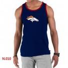 Men's Denver Broncos Printed Tank Top 17657
