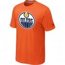Men's Edmonton Oilers Printed T Shirt 11947