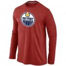 Men's Edmonton Oilers Printed T Shirt 14155