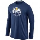 Men's Edmonton Oilers Printed T Shirt 14157