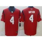Men's Houston Texans #4 Deshaun Watson Limited Red 2019 Vapor Untouchable Jersey