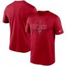 Men's Houston Texans Red Icon Performance T-Shirt