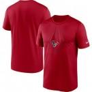 Men's Houston Texans Red Legend Icon T-Shirt