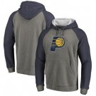 Men's Indiana Pacers Gray 1 Printed Pullover Hoodie