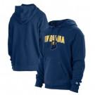 Men's Indiana Pacers Navy 2021 City Edition Fleece Pullover Hoodie