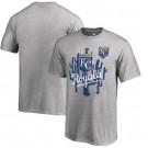 Men's Kansas City Royals Printed T Shirt 14278