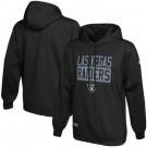Men's Las Vegas Raiders Black School of Hard Knocks Pullover Hoodie