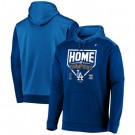 Men's Los Angeles Dodgers 2020 World Series Champions Pullover Hoodie 1008