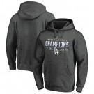 Men's Los Angeles Dodgers 2020 World Series Champions Pullover Hoodie 1009