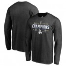 Men's Los Angeles Dodgers 2020 World Series Champions T Shirt 1038