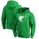 Men's Memphis Grizzlies Green Printed Pullover Hoodie