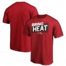 Men's Miami Heat Printed T Shirt 201034