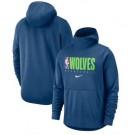 Men's Minnesota Timberwolves Printed Hoodie 0834
