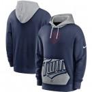 Men's Minnesota Twins Navy Heritage Tri Blend Pullover Hoodie