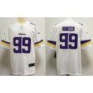 Men's Minnesota Vikings #99 Danielle Hunter Limited White Vapor Untouchable Jersey