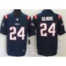 Men's New England Patriots #24 Stephon Gilmore Limited Navy 2020 Vapor Untouchable Jersey