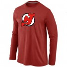 Men's New Jersey Devils Printed T Shirt 14136