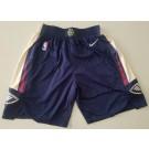 Men's New Orleans Pelicans Navy 2019 Swingman Shorts
