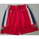 Men's New Orleans Pelicans Red 2019 Swingman Shorts