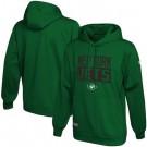Men's New York Jets Gray School of Hard Knocks Pullover Hoodie
