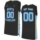 Men's North Carolina Tar Heels Customized Black 2019 College Basketball Jersey
