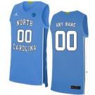 Men's North Carolina Tar Heels Customized Blue 2019 College Basketball Jersey