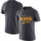 Men's Oklahoma City Thunder Printed T-Shirt 0869