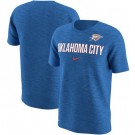 Men's Oklahoma City Thunder Printed T-Shirt 0888