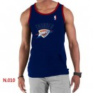 Men's Oklahoma City Thunder Printed Tank Top 18274