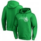 Men's Orlando Magic Green Printed Pullover Hoodie
