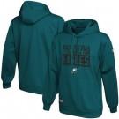 Men's Philadelphia Eagles Green School of Hard Knocks Pullover Hoodie