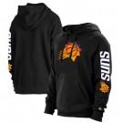Men's Phoenix Suns Black 2021 City Edition Fleece Pullover Hoodie